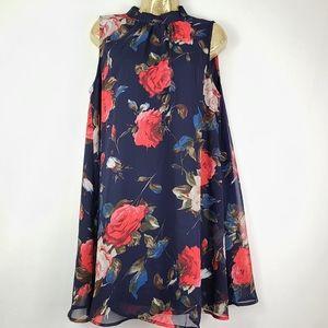 NWT Jodift  Bohemian Style Dress Size Medium